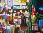 Abb. Alex Winiger, Jimenez, 2009, 30x40 cm, Öl auf Baumwolle